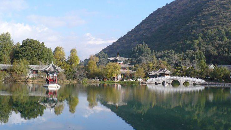 voyage dans le yunnan
