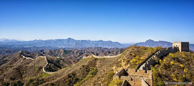 grand muraille de Chine