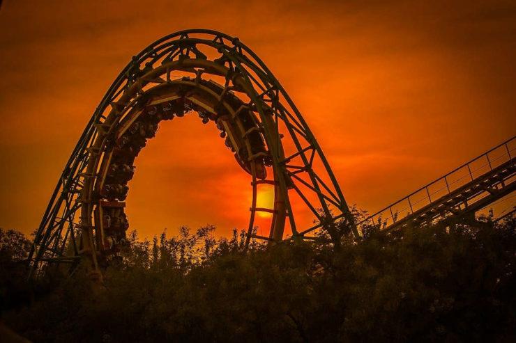 parc d'attraction usa