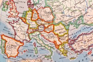 carte de europe pour week end pas cher
