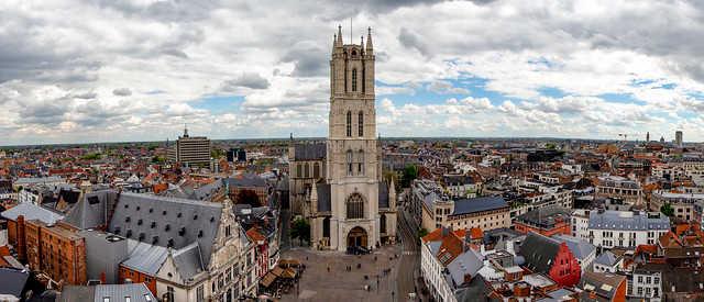 cathédrale-saint-bravo-gand