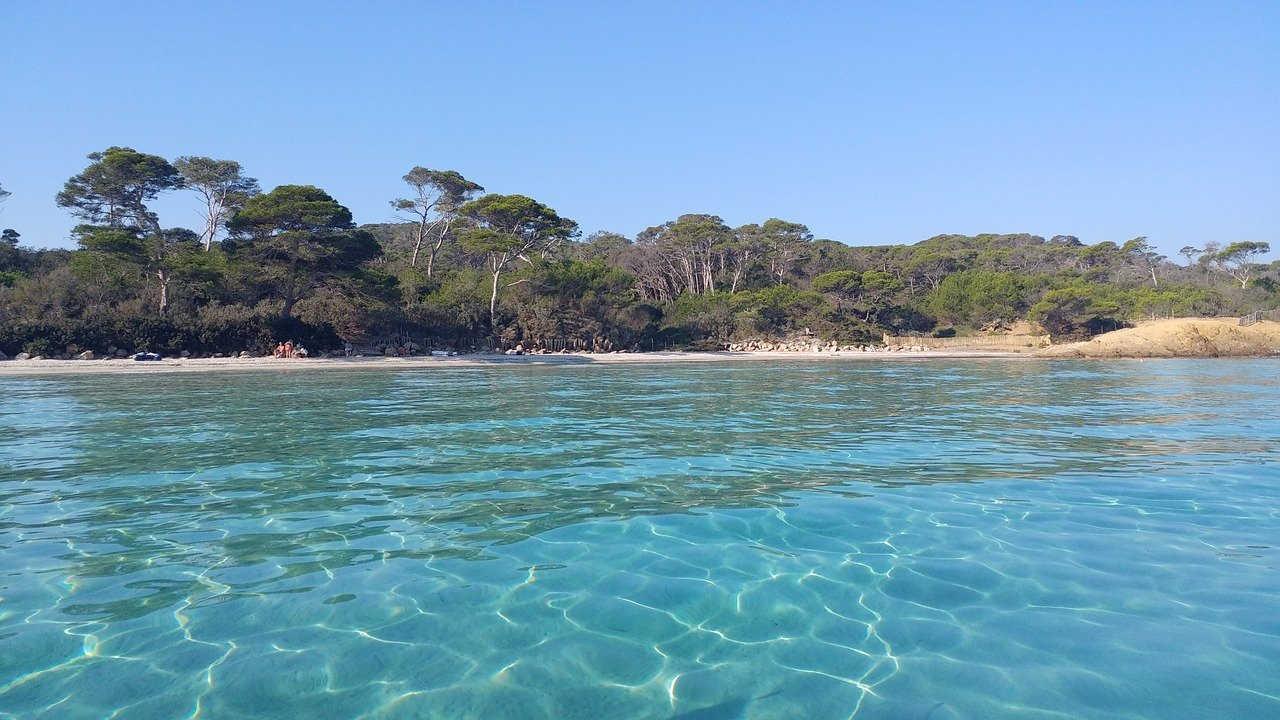 Les plus belles plages du var :